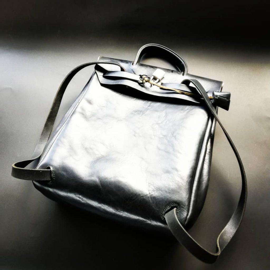 エルメス エールバッグのカスタム